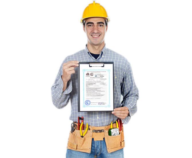 Certificazioni Impianti a norma acqua luce gas Milano Certificazioni